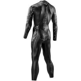 sailfish Ultimate IPS Plus 2 Traje Triatlón Hombre, black